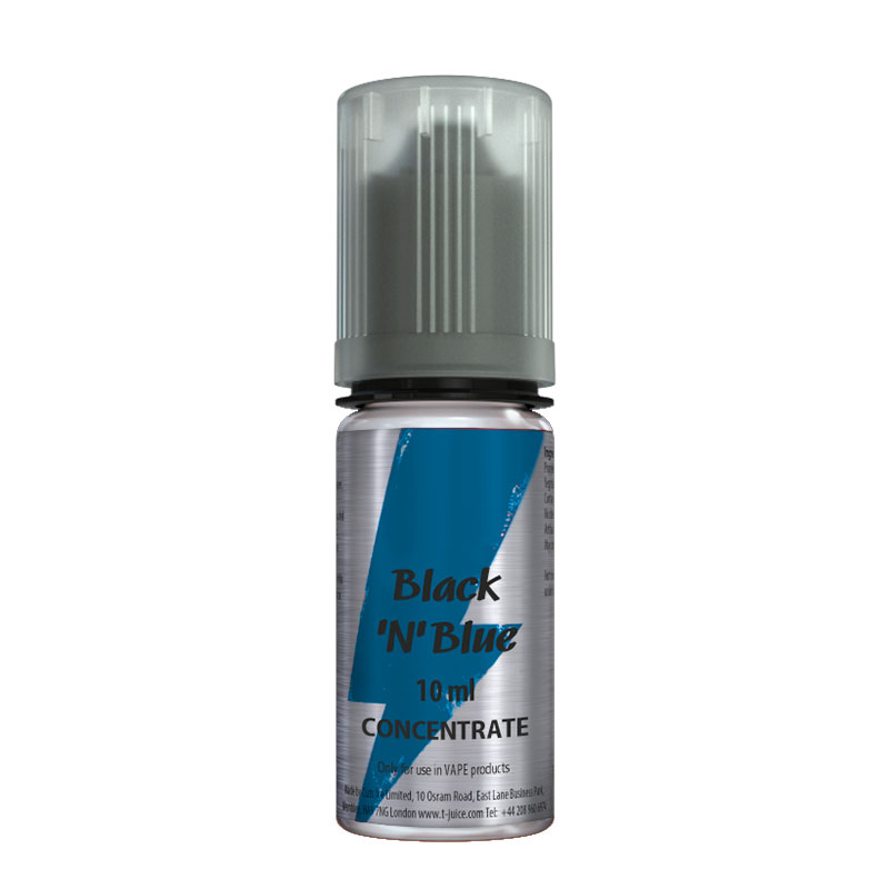 10ml Black N Blue