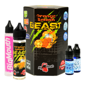 BIG MOUTH BEAST ORANGE SPLASH