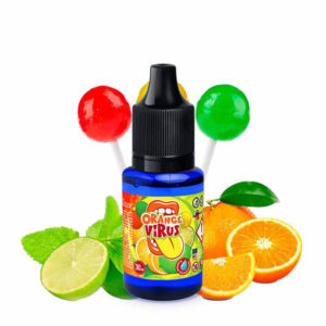 BIG MOUTH ORANGE VIRUS (30ml)