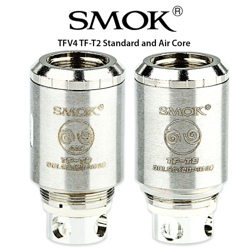 TFV4 TF-T2 Standard and Air Coil - Standard Core (5 stk)