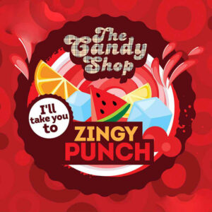 The Candy Shop - Zingy Punch - 10ml