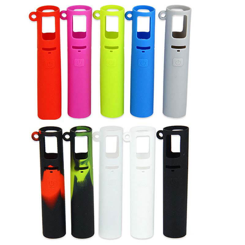 Vapesoon Silicone Rubber Skin for Eleaf iJust S