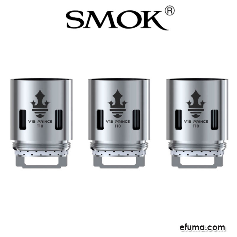 V12 P-T10 Replacement Coil - 0.12ohm (3 stk)