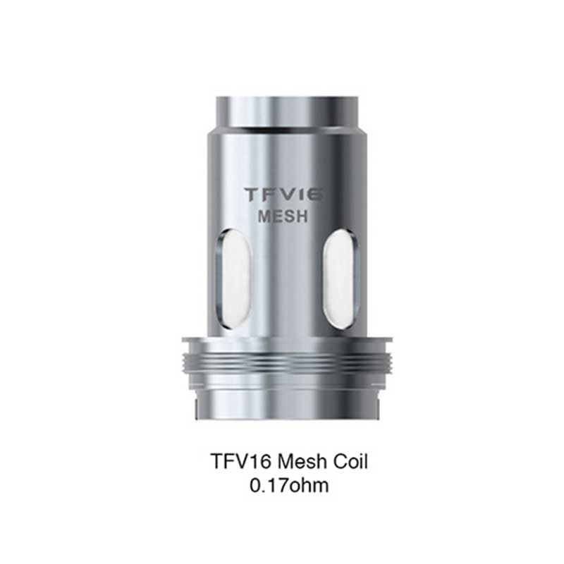 TFV16 Replacement Coil Mesh (3 stk) - 0.17ohm