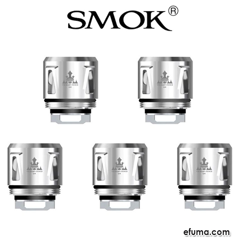 V8 Baby Q4 Replacement Coil - 0.4ohm (5 stk)