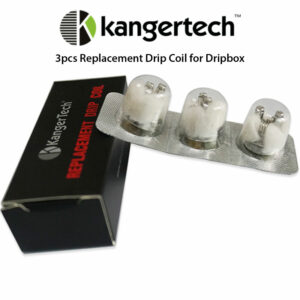 Replacement Drip Coils for Dripbox (3 stk)