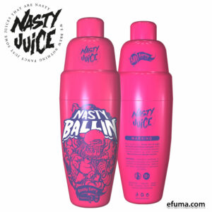 Nasty Juice Ballin, Bloody Berry - 50ml