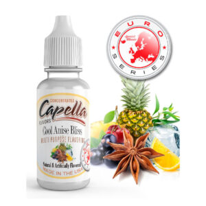 Euro Series - Cool Anise Bliss - 13ml