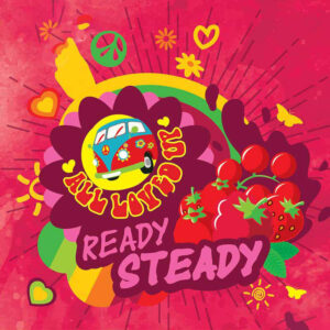 All Loved Up - Ready Steady -10ml