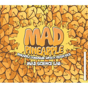 10ml Mad Science Lab Essence - Mad Pineapple