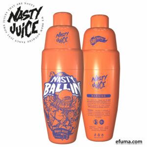 Nasty Juice Ballin, Migos Moon - 50ml