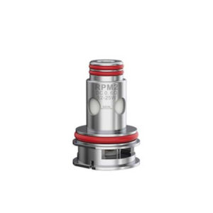 RPM 2 Replacement Coil (5 stk) - DC 0.6ohm MTL
