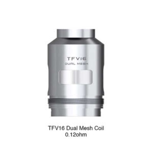 TFV16 Replacement Coil Dual Mesh (3 stk) - 0.12ohm